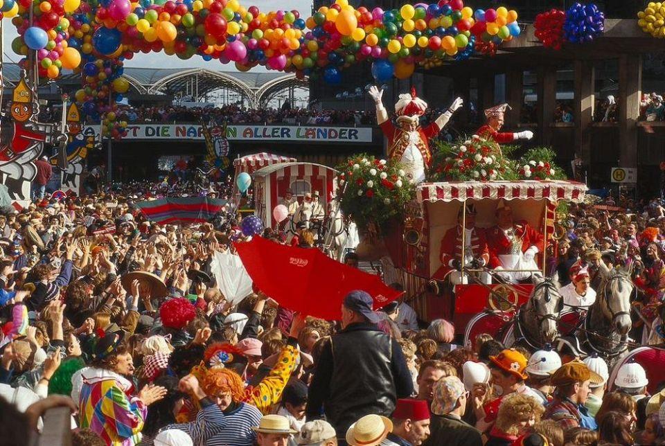 Carnaval Colonia