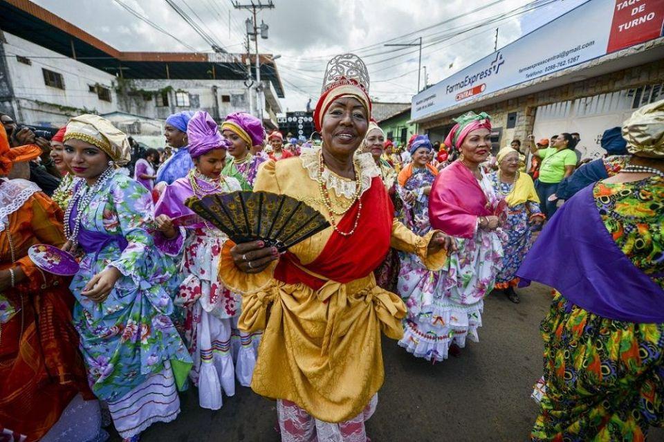 Carnaval El Callao