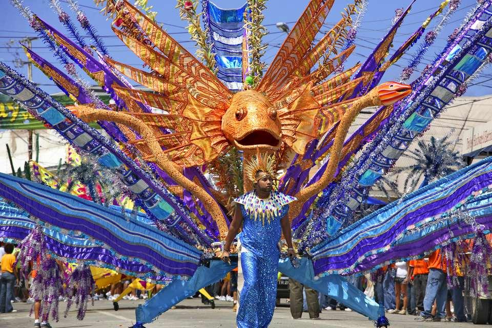 Carnaval Trinidad y Tobago