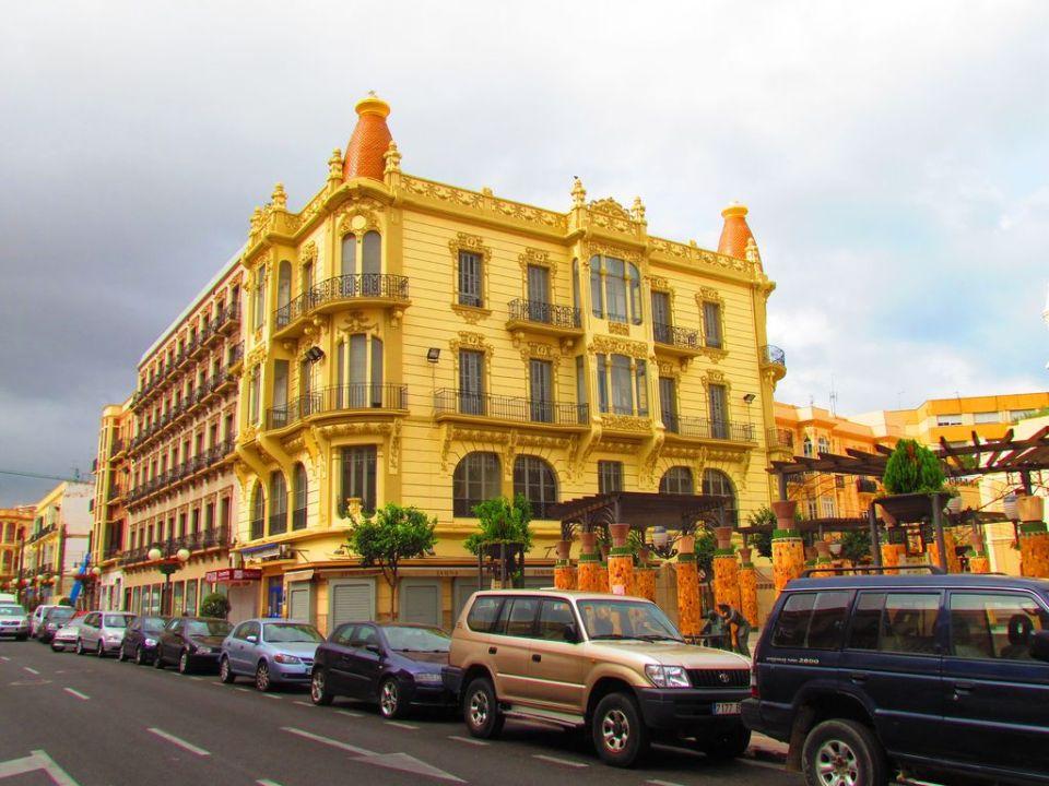 Edificio de la Reconquista