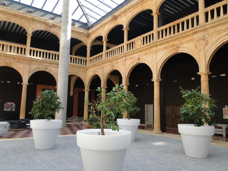 Palacio Episcopal Burgo de Osma