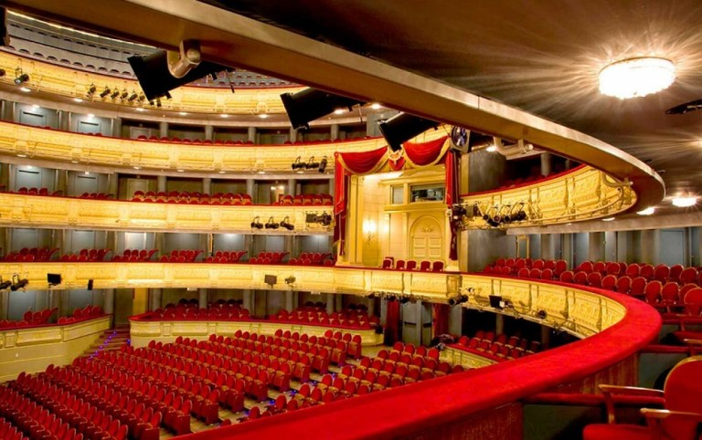 mejores teatros de España