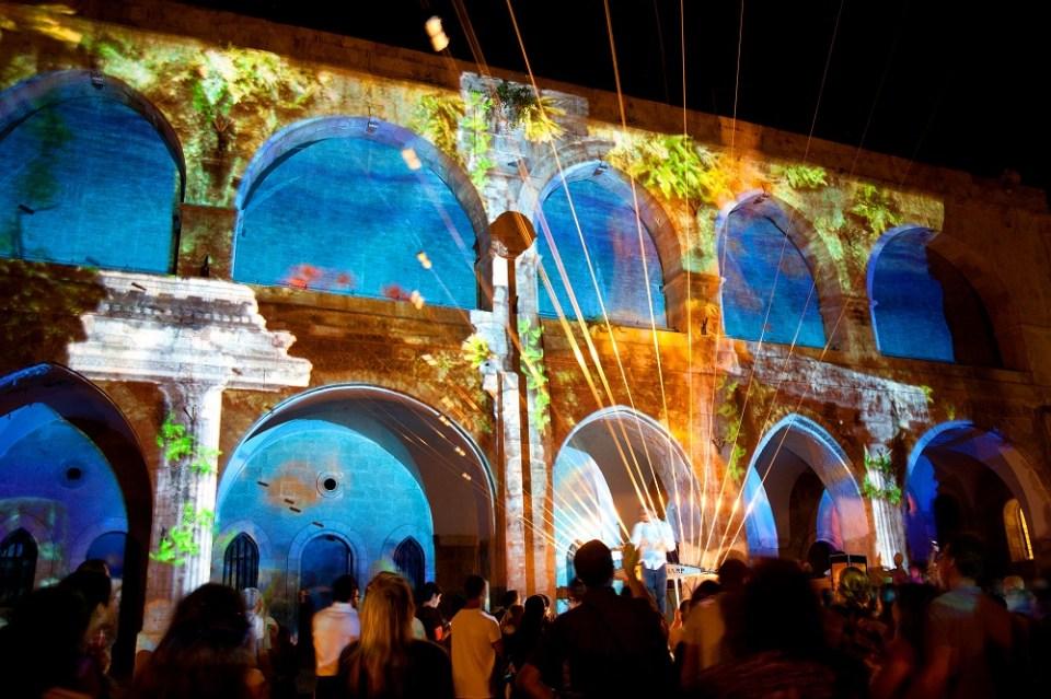Festival de la Luz de Jerusalén