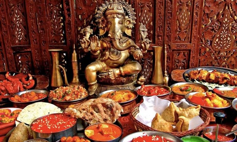 Los mejores platos de la gastronomía india