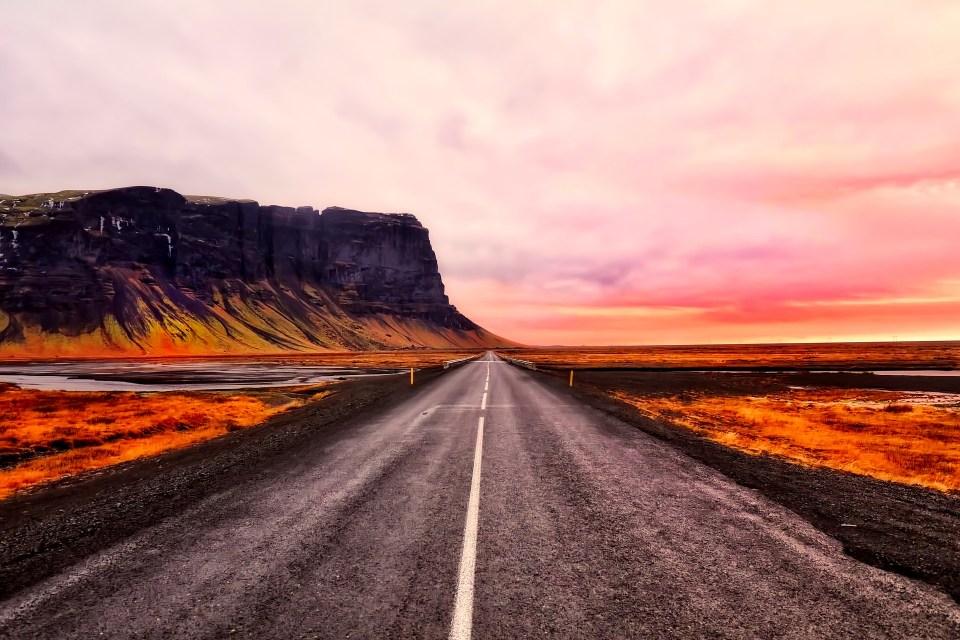 Como moverse por Islandia