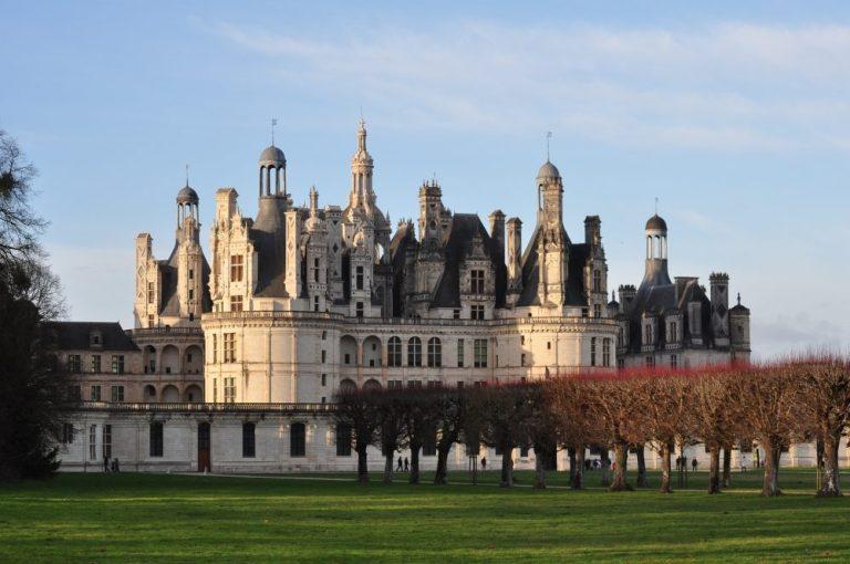 Los castillos más espectaculares del Valle del Loira