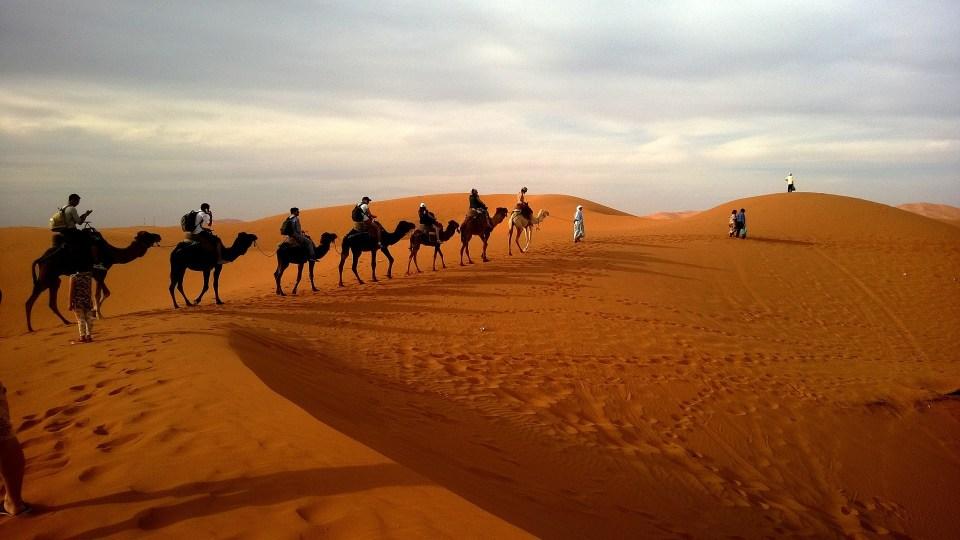 Viaje por la Ruta de la Seda