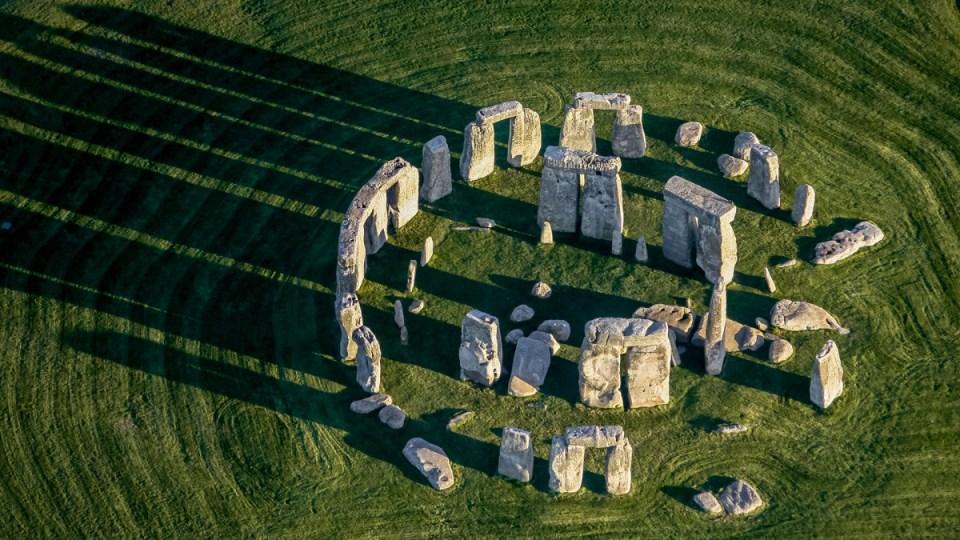 Mitico y misterioso stonehenge, uno de los monumentos más antiguos del mundo