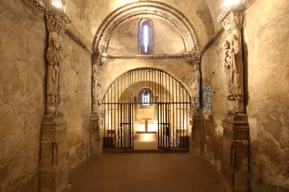 Cámara de la catedral de Oviedo