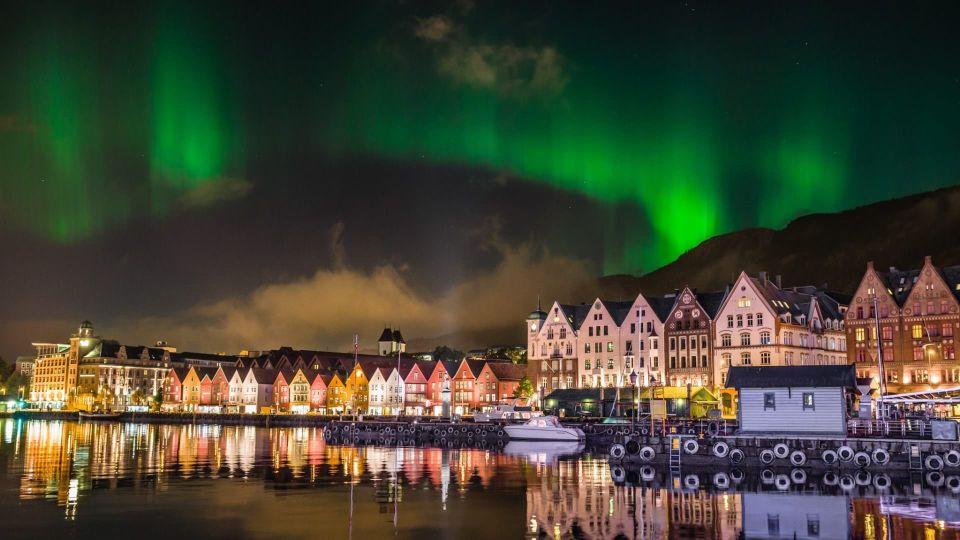 pueblos costeros más bonitos de Noruega: bergen