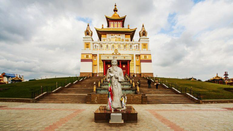 Kalmukia y el budismo