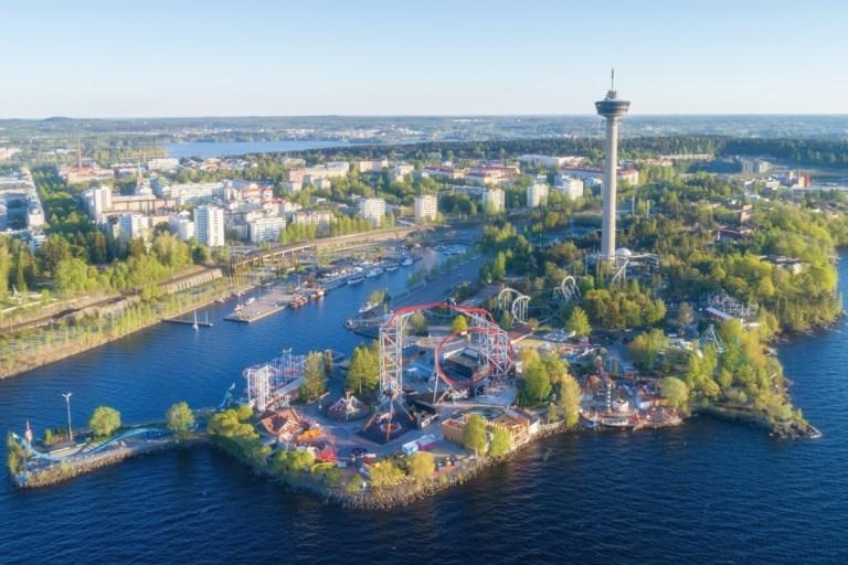 Tampere - viaje a Finlandia