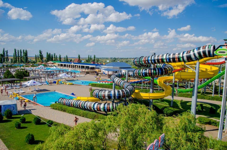 Koblevo, uno de los lugares imprescindibles de la costa del Mar Negro en Ucrania