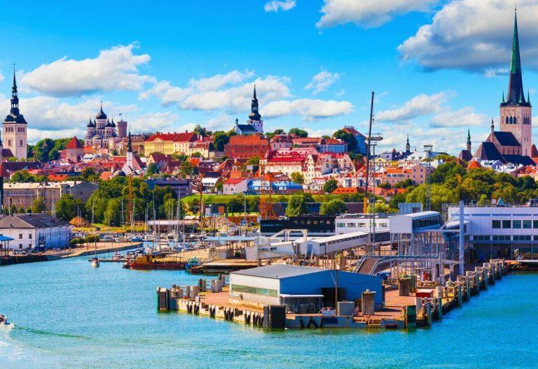 Los pueblos costeros más bonitos de Estonia