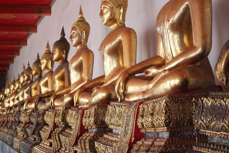Guía de Bangkok, capital de Tailandia