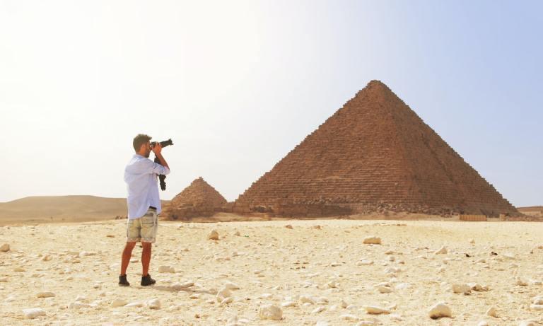 Los monumentos más famosos de Egipto de forma virtual