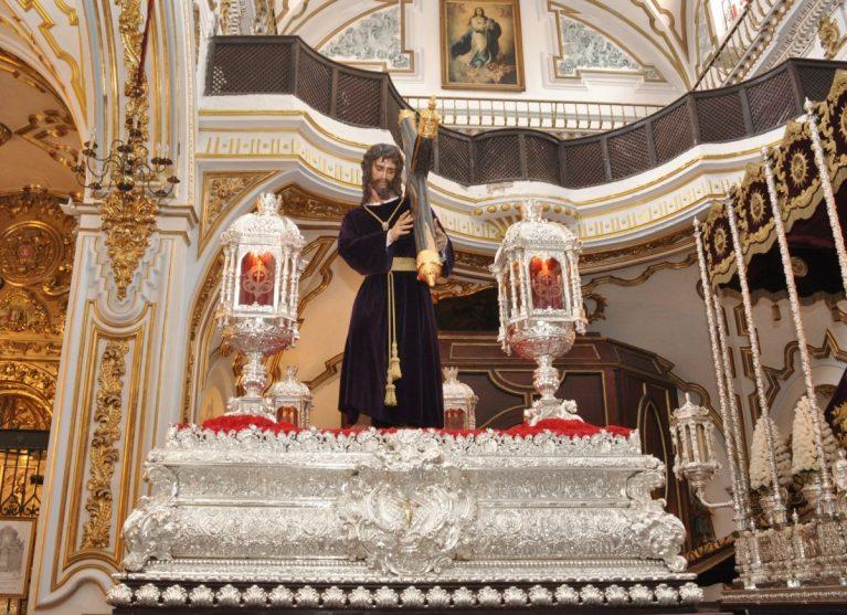 Semana Santa de Málaga: la Pasión