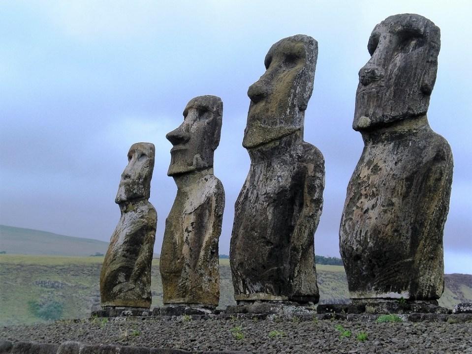 Isla de Pascua, un lugar alejado pero visitable