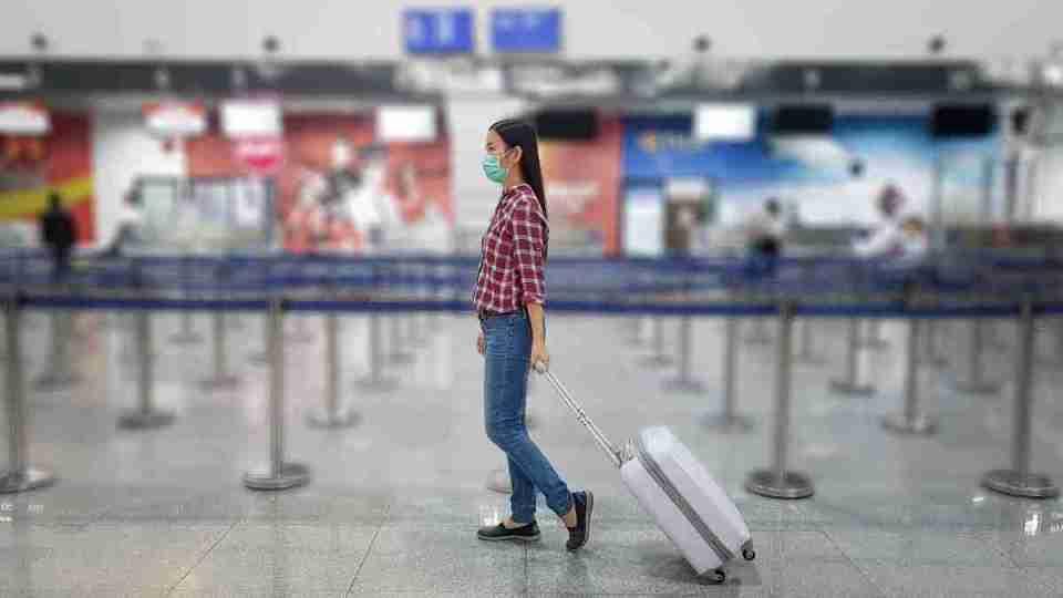 Miedo a viajar por coronavirus ¿Será un problema real?