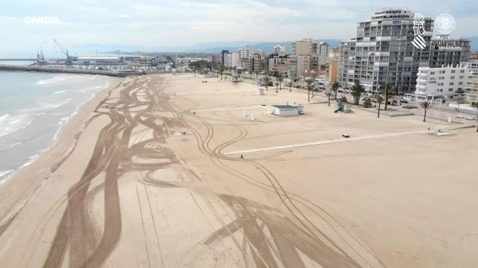 Valencia y confinamiento durante la pandemia