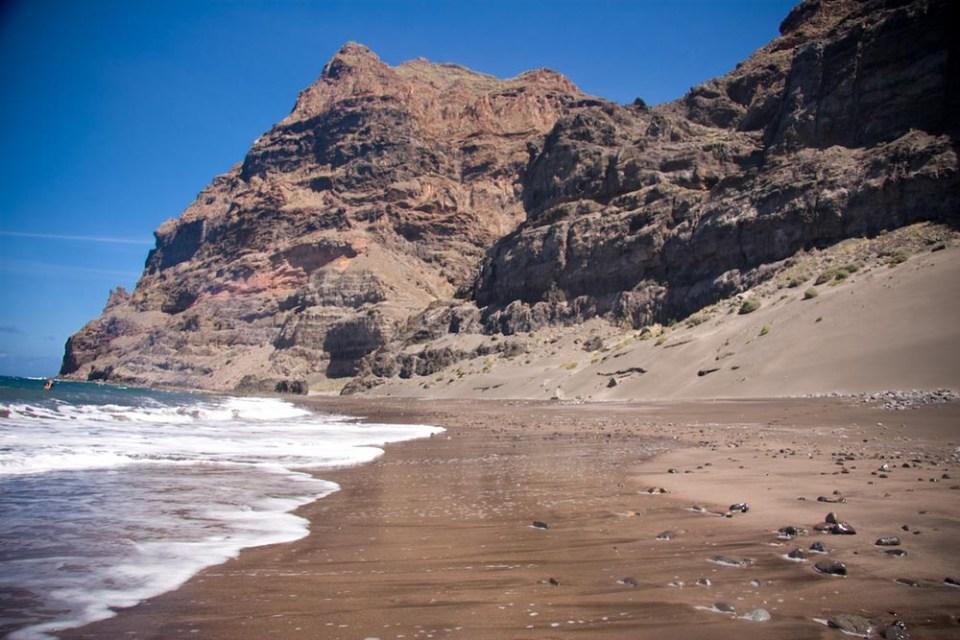 Cala Güi Güi, una playa preciosa