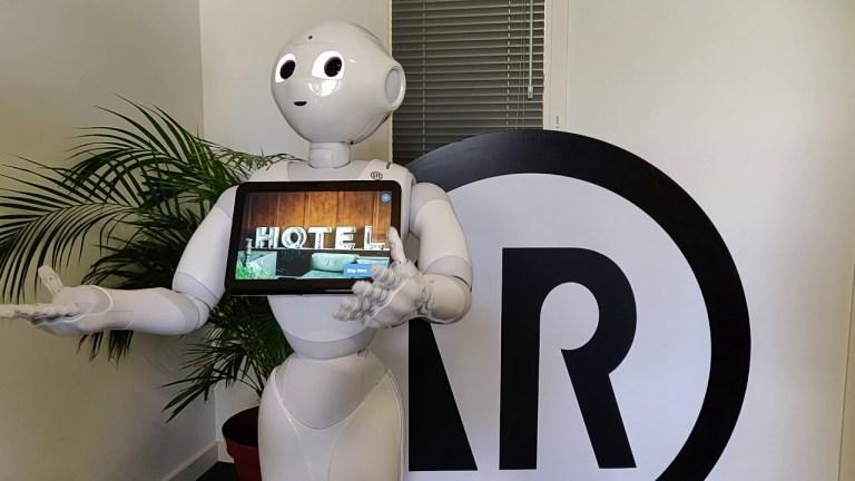 robotización de hoteles y restaurantes