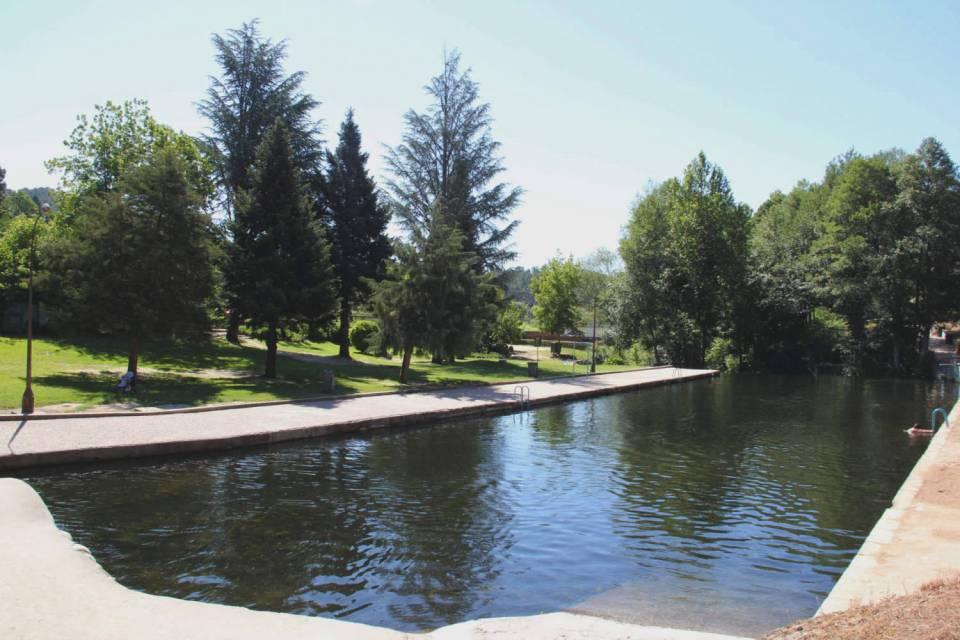 Piscinas naturales Arenas de San Pedro en Ávila