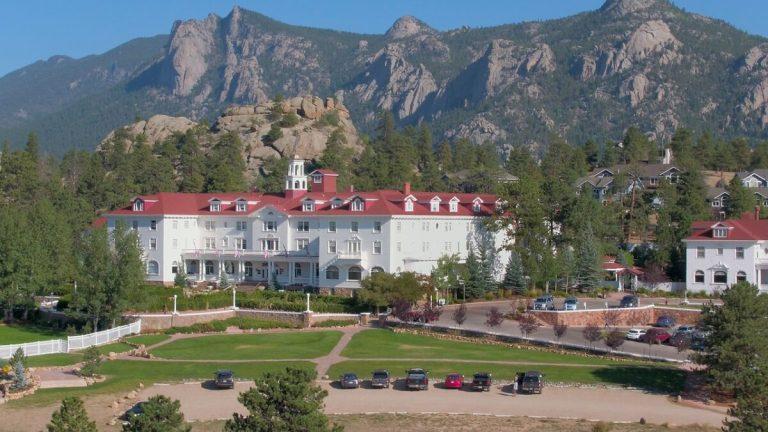 El hotel Stanley sirvió de inspiración a Stephen King
