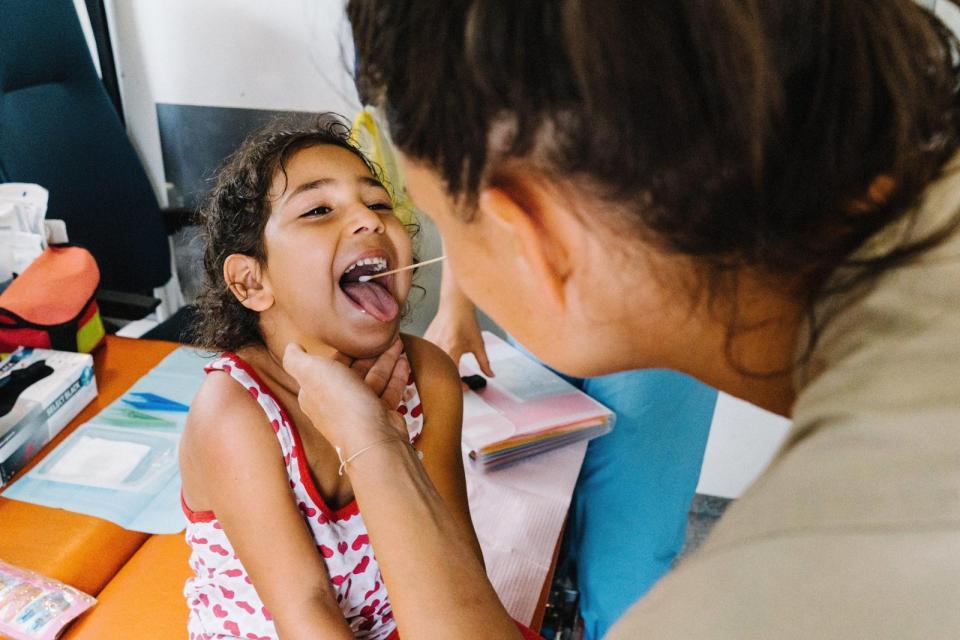 voluntariado internacional medico