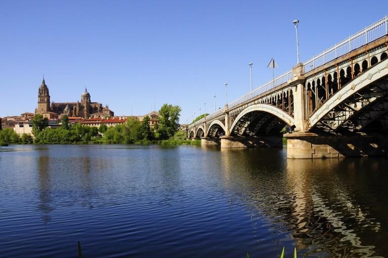 Las mejores zonas de río para bañarse de Castilla y León