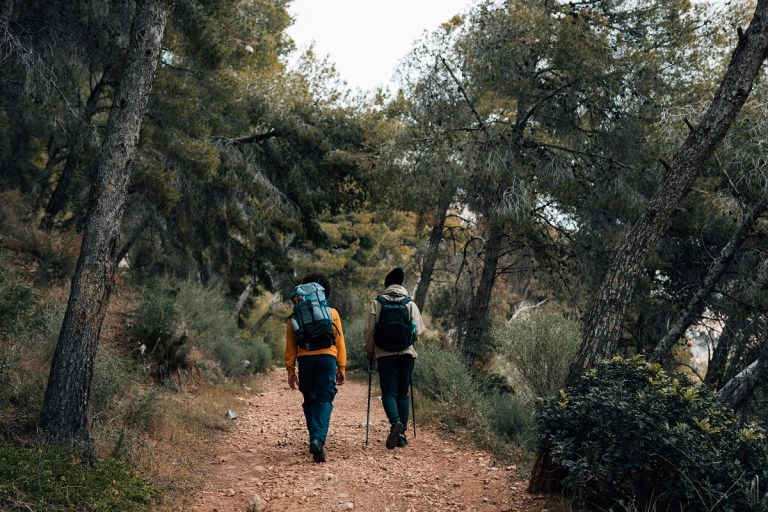 Rutas de senderismo por Andalucía
