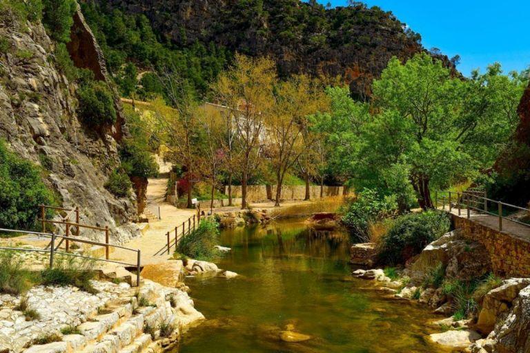 mejores zonas de río para bañarse de cada comunidad