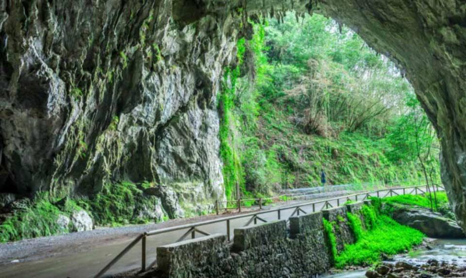 Cuevas del Agua, pueblo recóndito de España