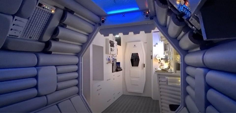 Museo basado en las películas Alien