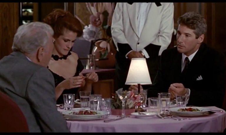 Cicada es uno de los restaurantes que han aparecido en películas. Algunas son Pretty Woman o Sr. y Sra. Smith
