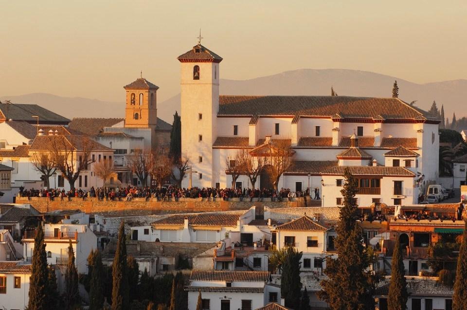 Andalucía y Granada en otoño