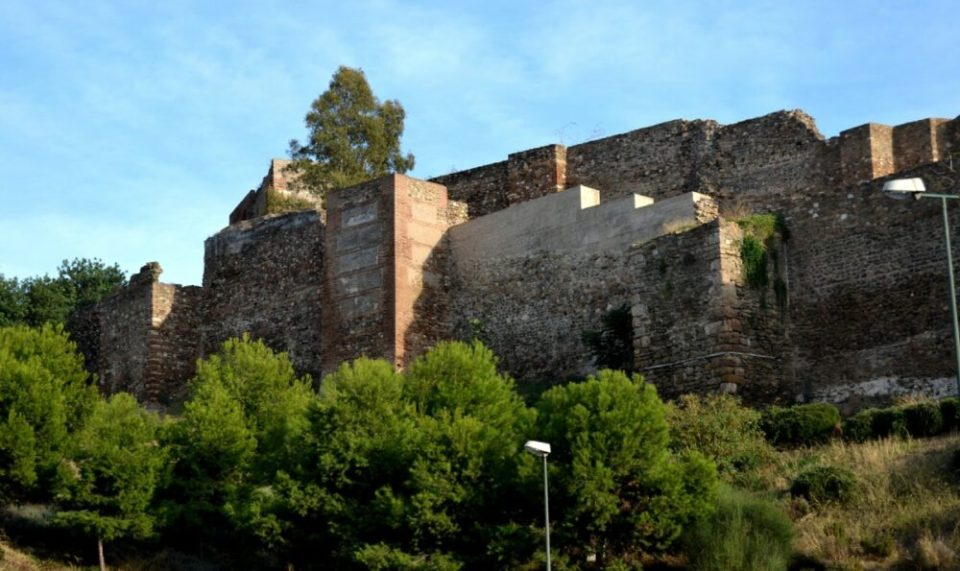 gibralfaro: Castillos en Málaga