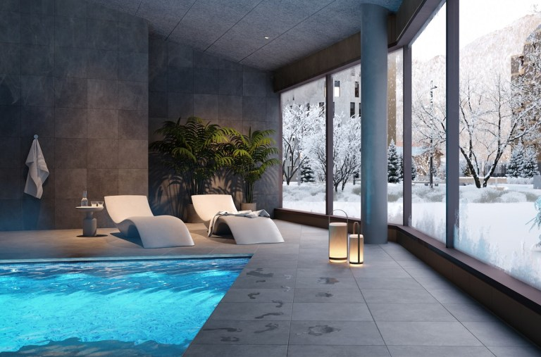 hoteles más lujosos de Andorra
