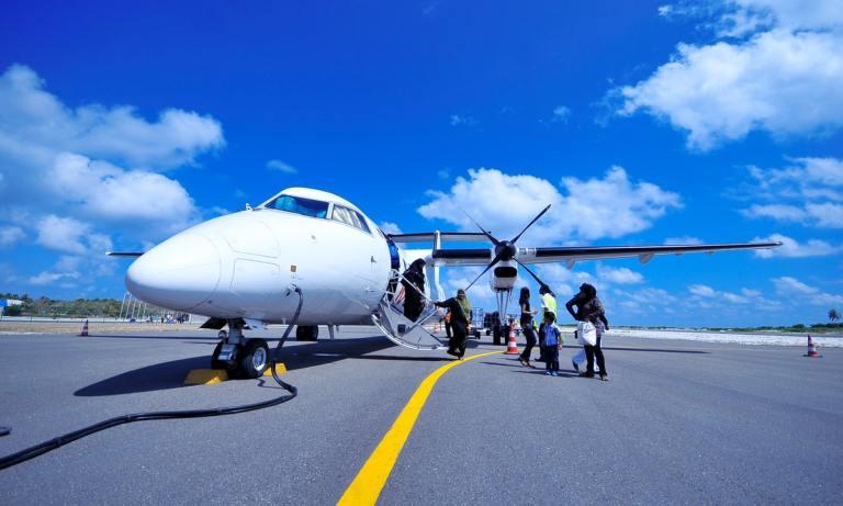 Descubre algunos lugares a los que solo podrás viajar en avión privado