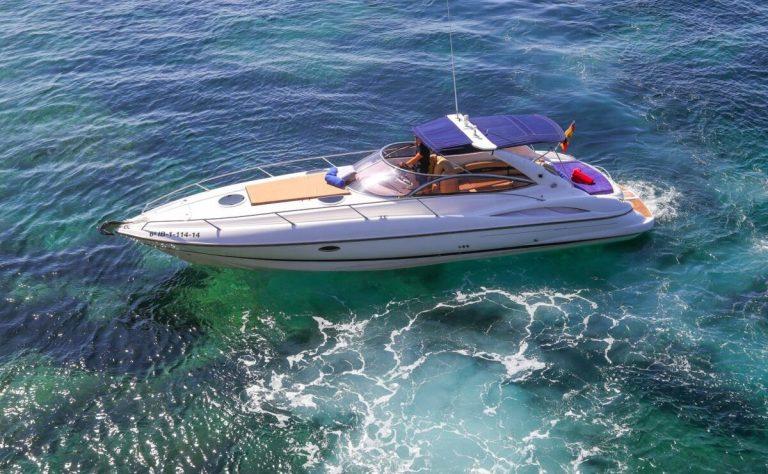 alquilar barco en ibiza