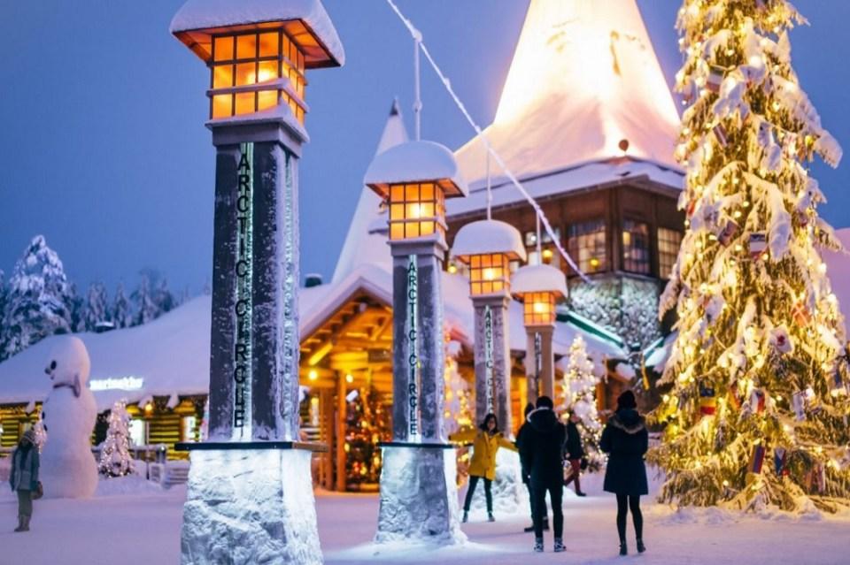 Laponia es el hogar de Papá Noel