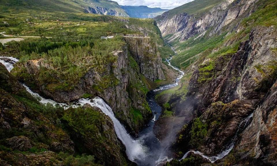 que ver en noruega fiordo