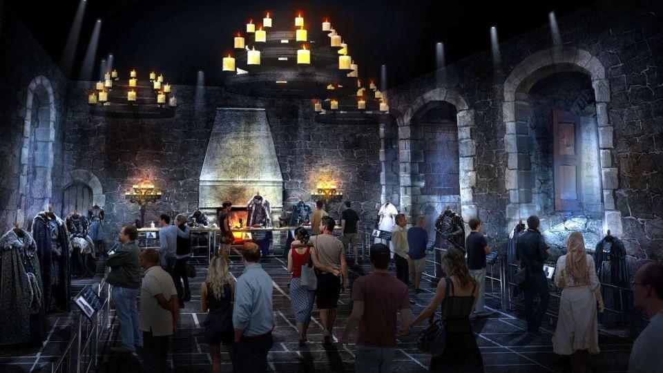 apertura del parque temático de Juego de Tronos