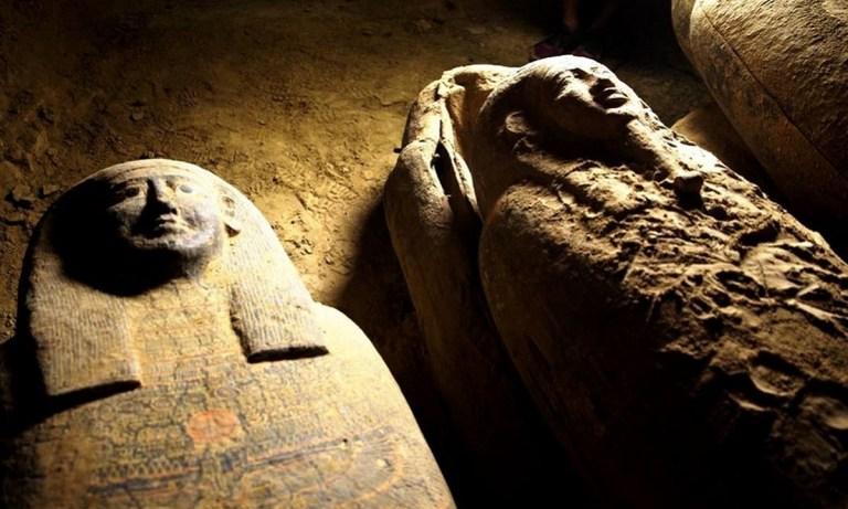 nuevos descubrimientos arqueológicos en Egipto