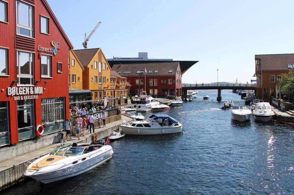 Kristiansand, uno de los sitios que ver en Noruega