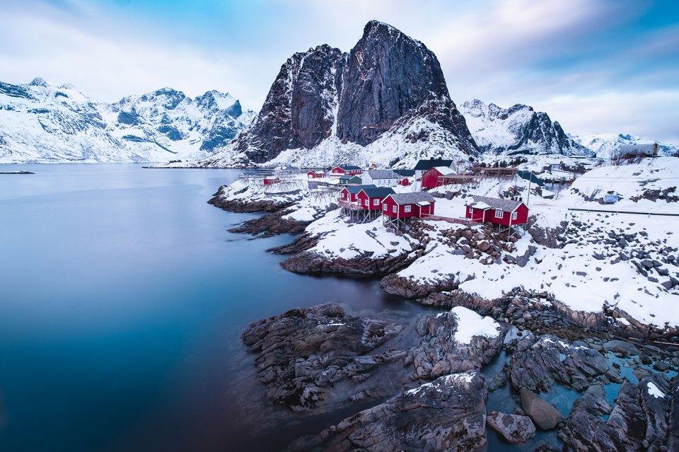 Islas Lofoten, uno de los sitios que ver en Noruega