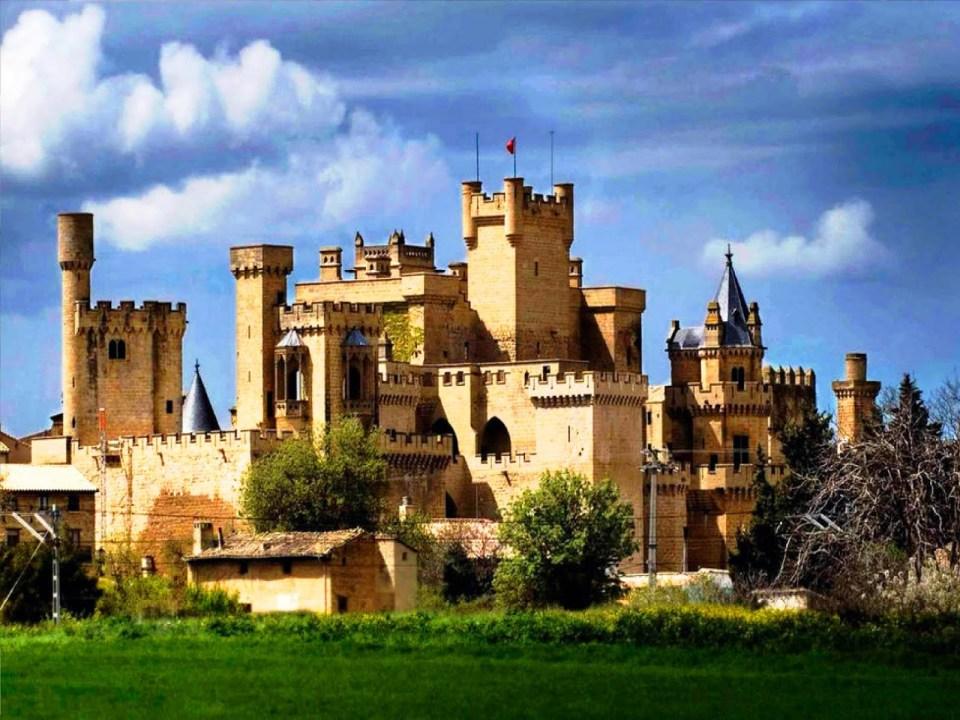 Parador Olite en Navarra