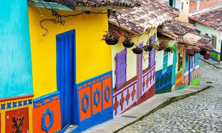 Visita algunos de los lugares de interés turístico de Bogotá