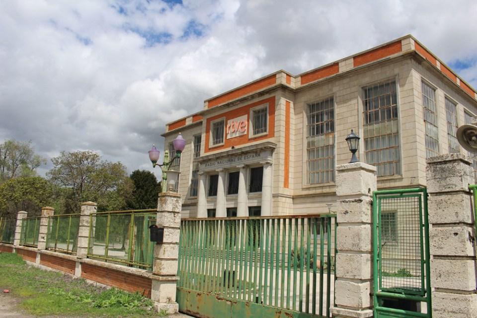 Edificio de Radio Nacional en Arganda del Rey