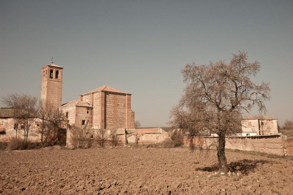 Fresno del Torote lugares abandonados de Madrid